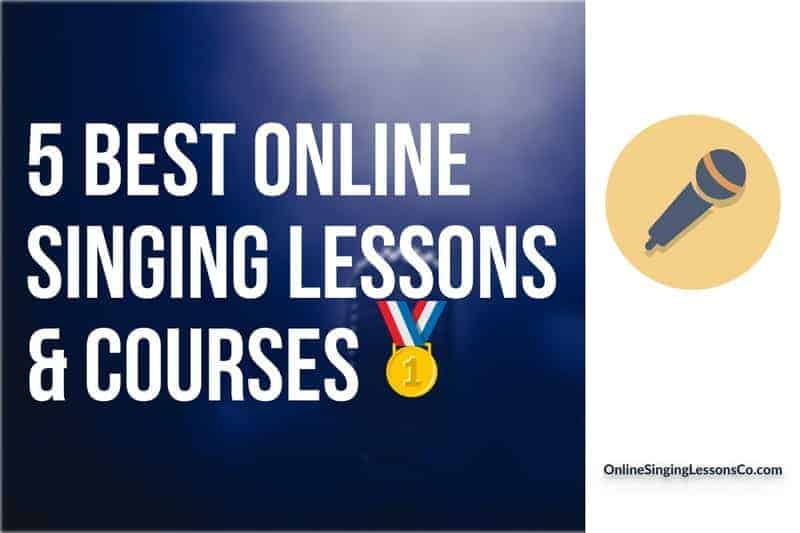 5 Best Online Singing Lessons & Courses (2021 Review)🥇