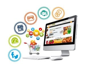E-commerce - web design eire