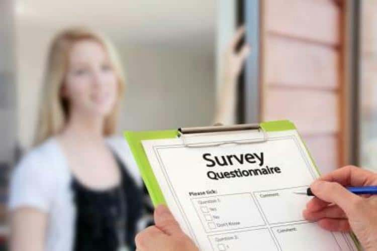 know your audience conduct surveys
