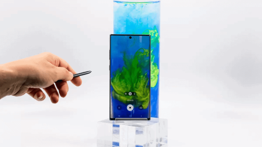 how-to-capture-a-screenshot-on-your-samsung-galaxy-note-10-air-gesture