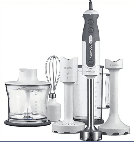 top-10-best-hand-blenders-to-buy-2021-KENWOOD-HDP406WH-TRIBLADE-SYSTEM-PRO-HAND-BLENDER