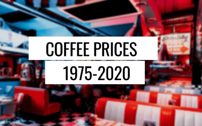 How Coffee Prices Has Changed Over the Years (1975-2020)