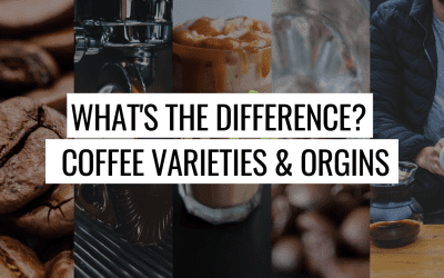 What you need to know about coffee species, cultivars, origins, and brands!