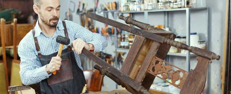 27+ Profitable Business Ideas for a Group of Friends Antique Refurbishment