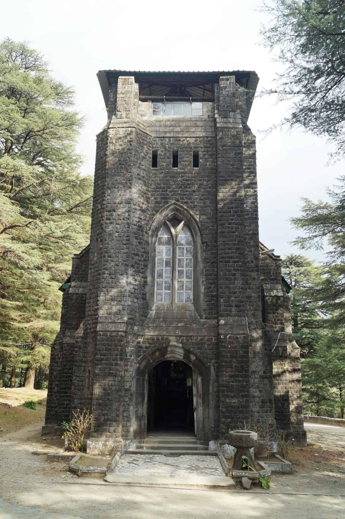 McLeod Ganj Inglesia St. John in the Wilderness - ¿Qué hacer y qué ver en McLeod Ganj?