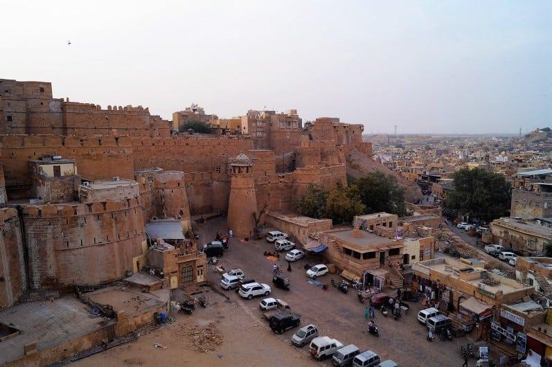 Jaisalmer Fuerte de Jaisalmer 04 - Lo mejor de Jaisalmer y el desierto del Thar; safari de dos días