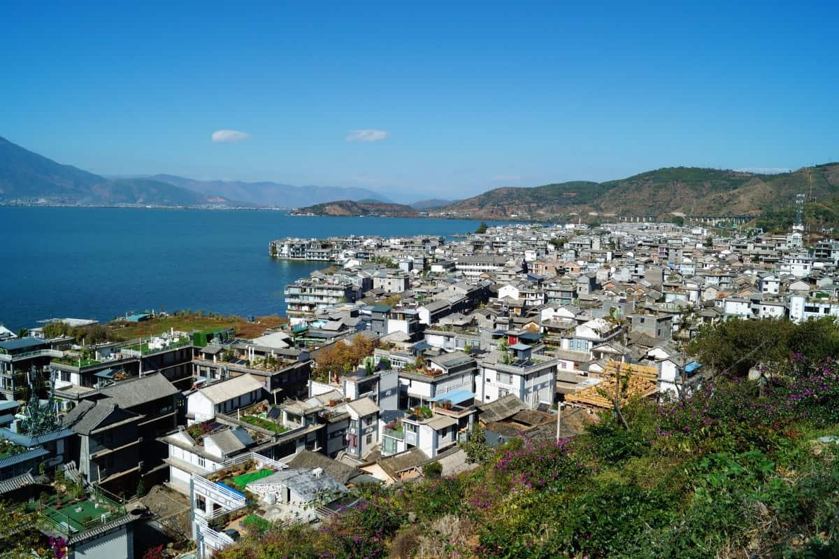 Yunnan Lago Erhai - Viaje organizado a Yunnan: 12 días en China con chófer y guía