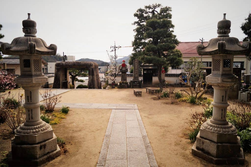 Templo Onomichi 1024x682 - Onomichi, travel guide to the city of temples