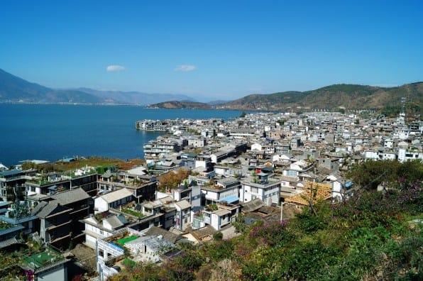 Yunnan Dali Lago Erhai - Antigua ciudad de Dali en Yunnan: 5 lugares imprescindibles