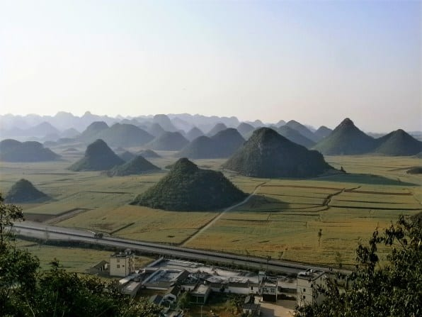 Yunnan Luoping Golden Rooster Hills - Trip to Yunnan: Guide to 8 essential places