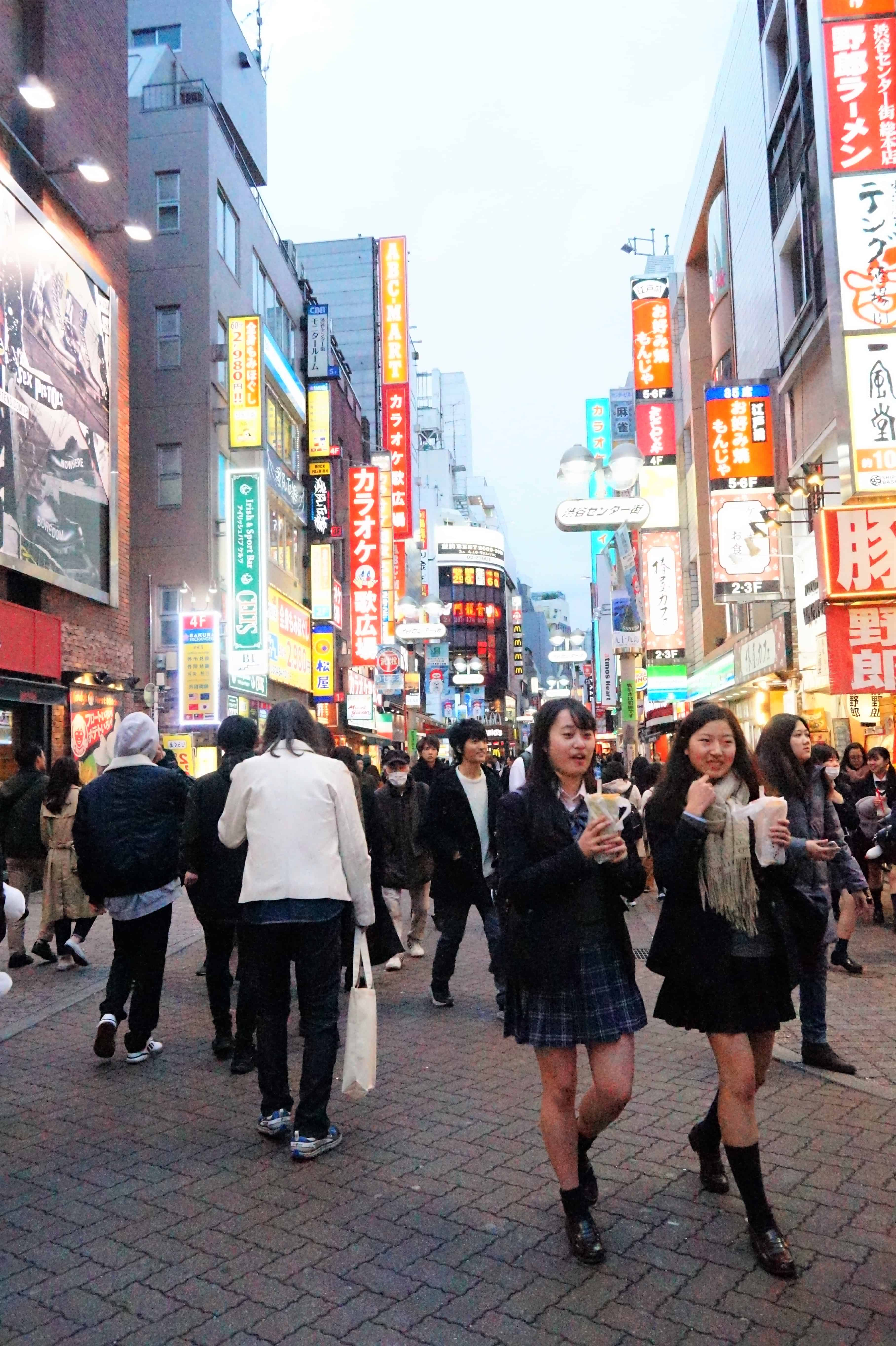 Tokyo Cruce de Shibuya 11 - Tokyo in 4 days: 5 must-see places
