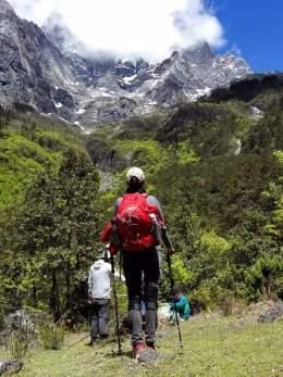 Trekking in China Shangri la Balagzong - Hiking in China; 5 day trip to the Grand Canyon of Shangri-la