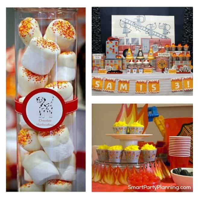 Fun Fireman Party Ideas