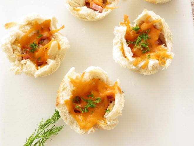 Bacon Mini Quiche is perfect for a Party! I Smart Party Planning