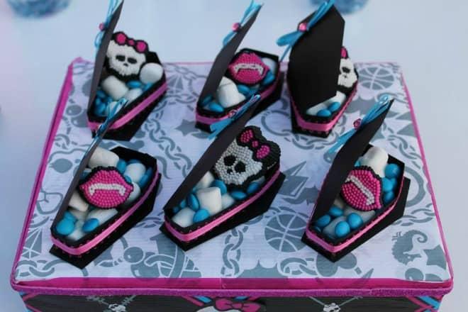 Monster High coffins