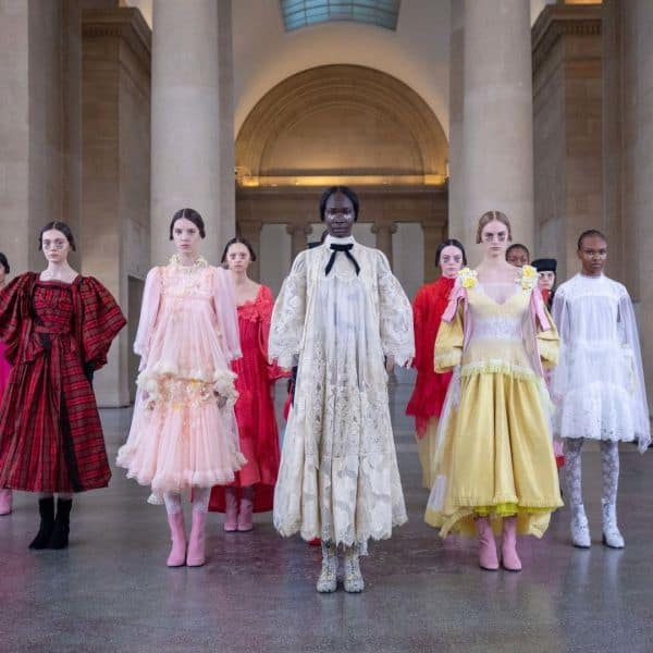 can the public go to london fashion week