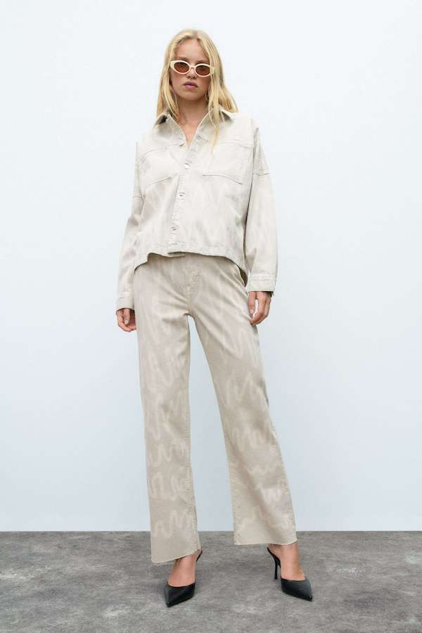 '90s Full Length Jeans
