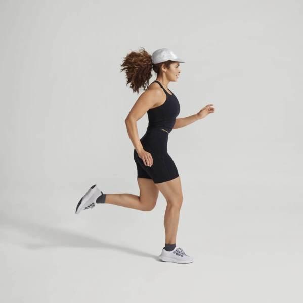 Women's Natural Run Form Tank and Women's Natural Bike Short Allbirds