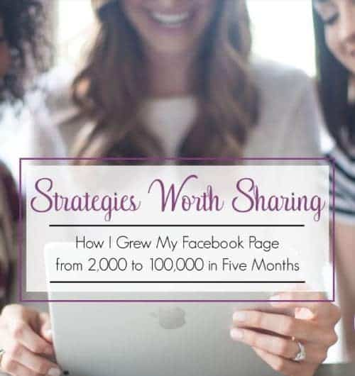 Facebook Page Tips Strategies Worth Sharing ebook by Brittany Ann-How I Grew My Facebook Page from 2,000 to 100,000 in 5 Months