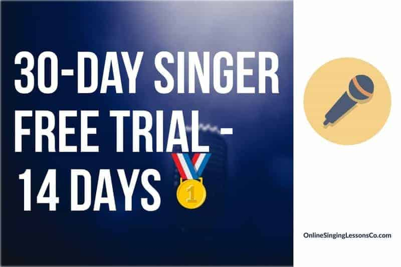 30 Day Singer Free Trial – Get Your 14 Day Free Trial🥇