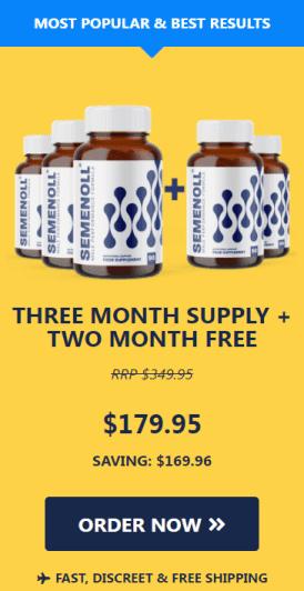 Semenoll Popular Saving Pack @ Discount Price
