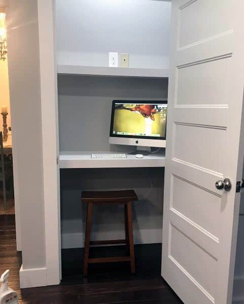 Great Idea for small space.