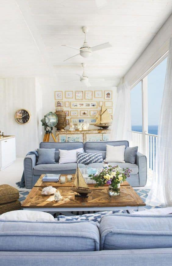 How to design beach style