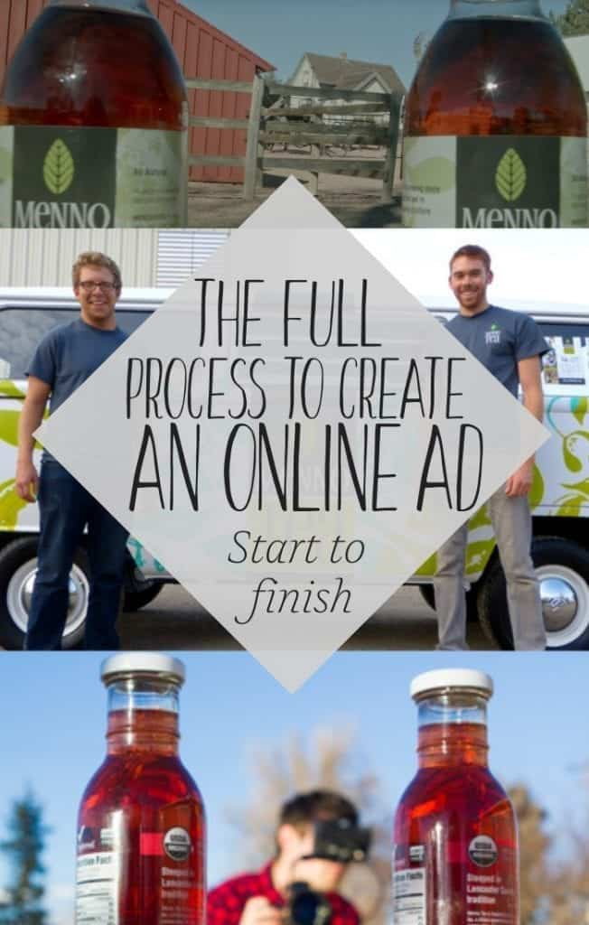how to create an online ad banner