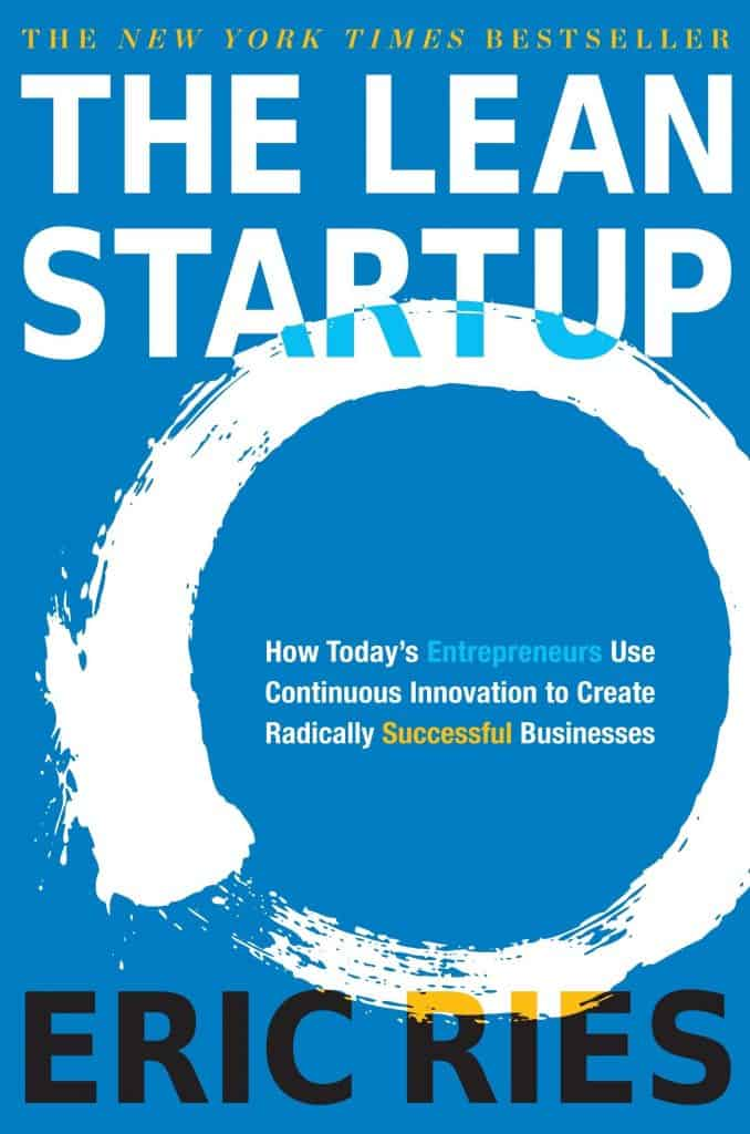 The lean startup guide for entrepreneurs solopreneurs and small businesses