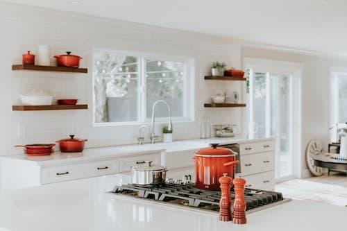 8 Practical Space Saving Kitchen Ideas