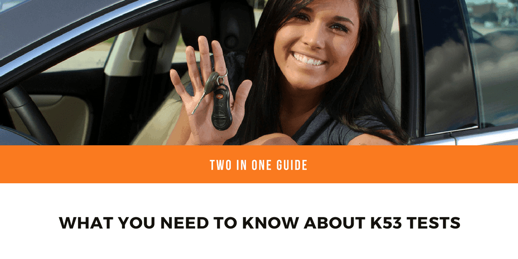 What you need to know about k tests