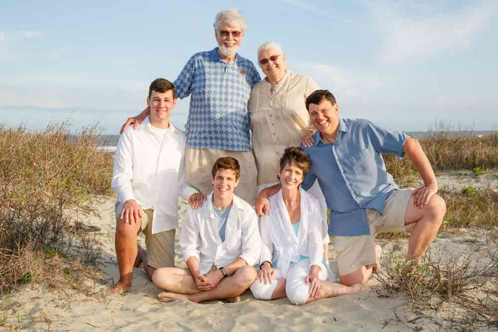 Shawn and Jeanette Lawson, Owners of Kiawah Island Getaways