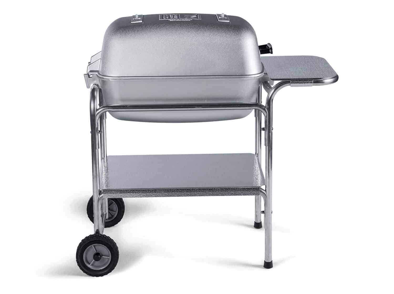 PK Grills PK Original Outdoor Charcoal Portable Grill & Smoker Combination