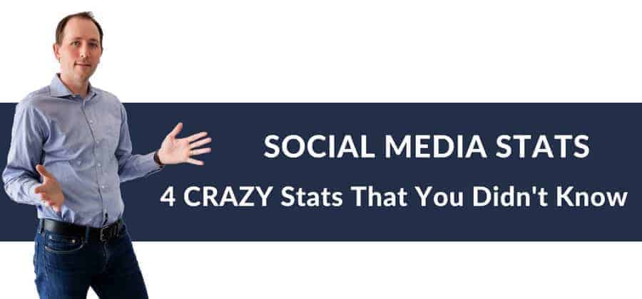 SOCIAL MEDIA STATS 4 CRAZY Stats That You Didnt Know