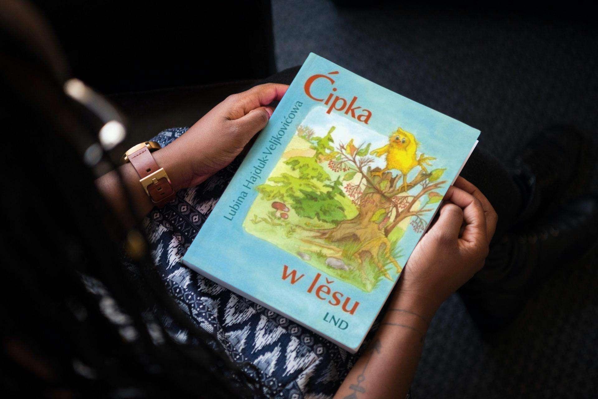 Libro infantil sorbio - Lubina Hajduk