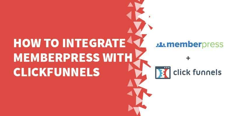 How to integrate MemberPress with ClickFunnels - How to set up commissions in AffiliateWP and MemberPress