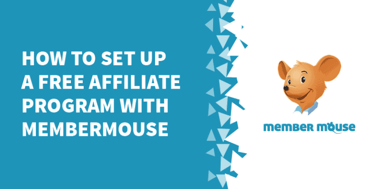 How to set up a free affiliate program with MemberMouse 768x384 - Digital Access Pass Review - Should You Use DAP in 2019?