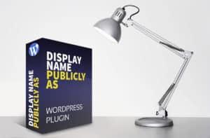 "display name publicly as boxshot 300x197 - [WordPress Plugin] How to Change Default ""Display Name Publicly As"" for WordPress Users"