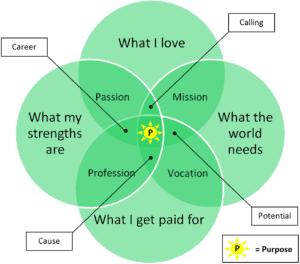 Purpose Venn Diagram 300x264 - How to Create a Membership Website