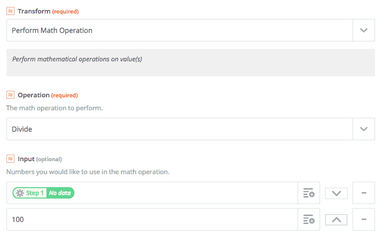zapier math operatoin - How to integrate ThriveCart with MemberPress using Zapier