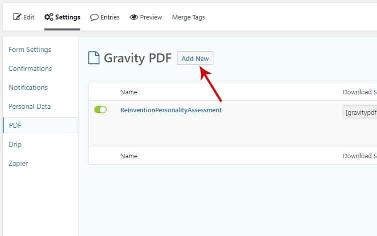 gravity pdf - How to generate a customizable PDF with Gravity Forms