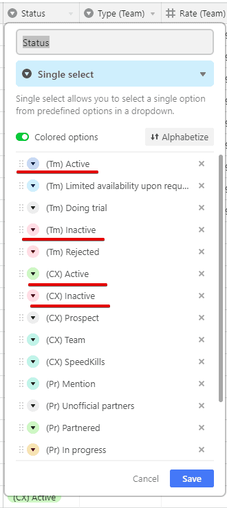 MemberFix Control Center copy  People Airtable Google Chrome 2019 07 27 05.48.07 - How to merge multiple tables into one in Airtable