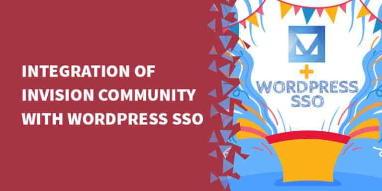 invision community wordpress sso 768x384 - Best WordPress Forum Solutions in 2019