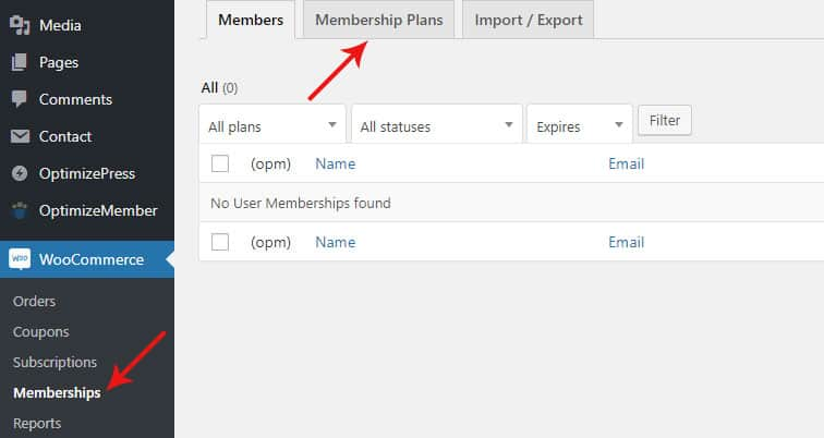 woo commerce memberships - How to create a membership website with WooCommerce and CCBill