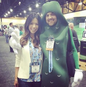 russ pickle costume 296x300 - Episode 8 - From 0 to 150 Customers in 6 Months with Russ Perry