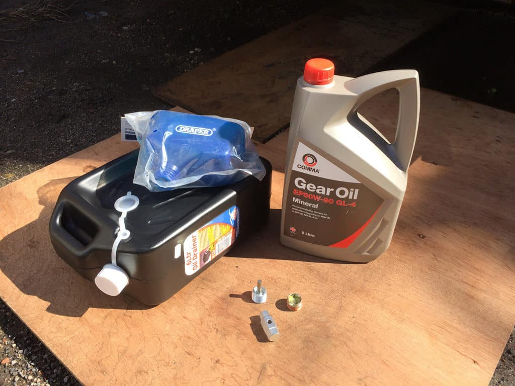Gear Oil and Transmission Fluids explained 3
