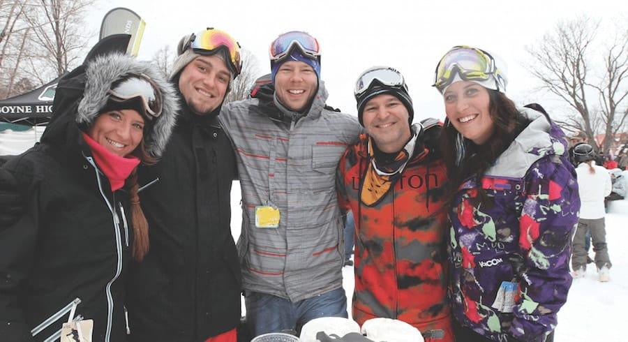 ski resort festivals
