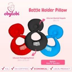 Bottle Holder Pillow Ukuran Obytobi