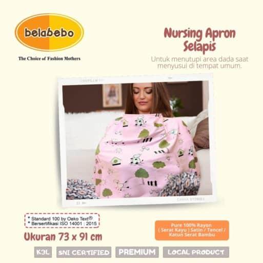 Nursing Apron Selapis Belabebo