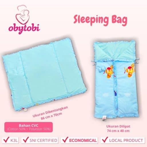 Sleeping Bag Ukuran Obytobi